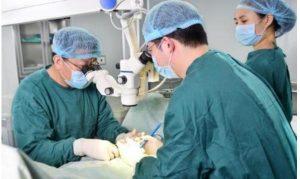 鞘膜积液微创手术多少钱