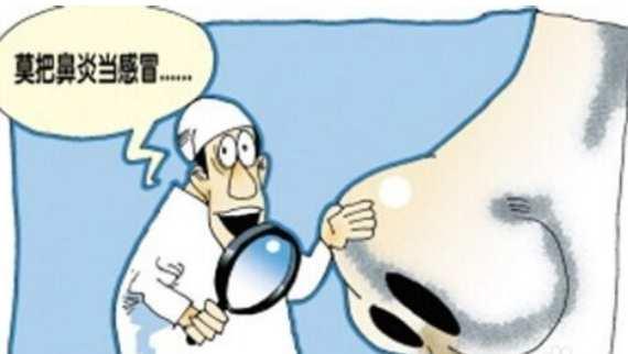 怎么判断是不是鼻炎