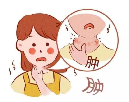 孩子患上扁桃体炎后,会有什么症状吗?