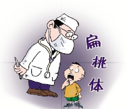扁桃体发炎,抵抗力差的孩子应该怎么做?